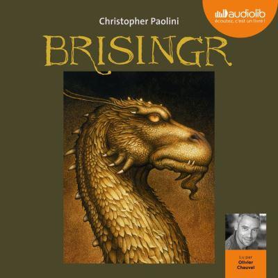 Eragon 3 - Brisingr - L'Héritage 3 - Format Téléchargement Audio - 9791035400460 - 25,95 €