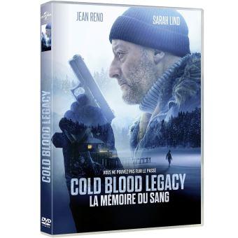 Cold Blood Legacy : La mémoire du sang DVD