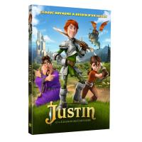 Justin et la légende des chevaliers DVD