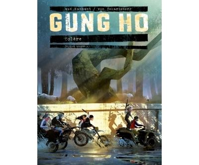 Gung Ho Tome 4.1 - Grand format