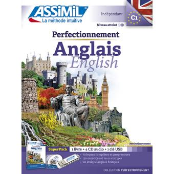 Superpack anglais perfectionnement