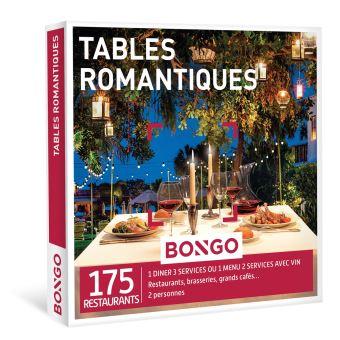 Bongo FR Tables Romantiques