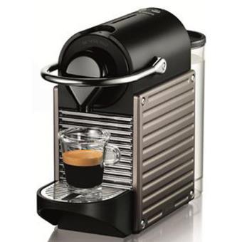 Nespresso YY1201FD Pixie Krups Titanium