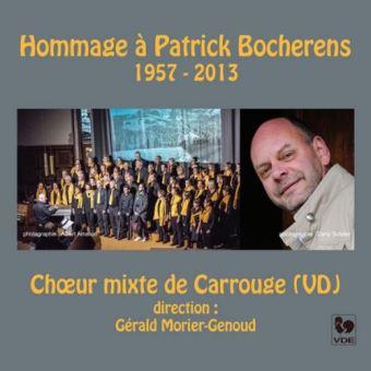 Hommage à Patrick Bocherens