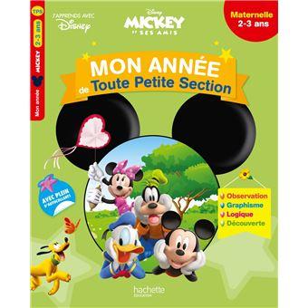MickeyMon année de Toute petite section