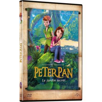 Les nouvelles aventures de Peter PanPeter Pan Le jardin secret DVD