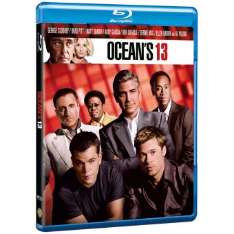 Ocean'SOcean's 13 Blu-ray