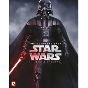 Star wars complete saga I-VI-BLURAY