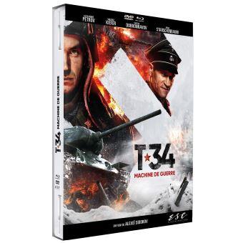 T-34 Machine de guerre Edition Limitée Combo Blu-ray DVD