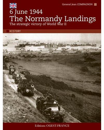 6 juin 1944, Débarquement en Normandie (angl)