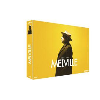 Coffret Melville L'Anthologie Edition Limitée DVD