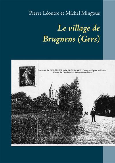 Le village de Brugnens (Gers)