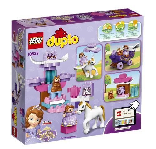 Le Carrosse Magique de Princesse Sofia DUPLO LEGO Jeu de Construction 10822