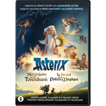 ASTERIX AND THE MAGIC POTION-BIL