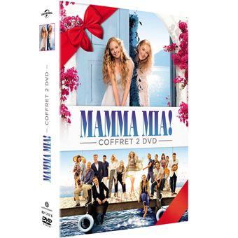 Mamma Mia !Coffret Mamma Mia ! 1 et 2  DVD