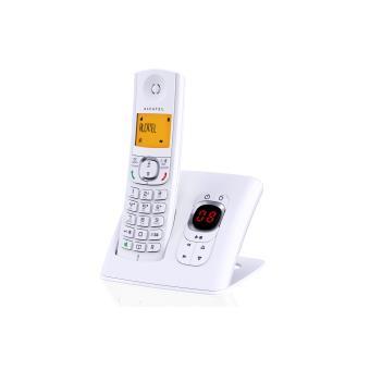 Alcatel F 570 Voice Blanc