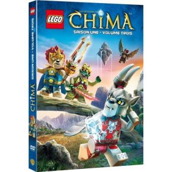 LEGOLEGO Les légendes de Chima Saison 1 Volume 3 DVD