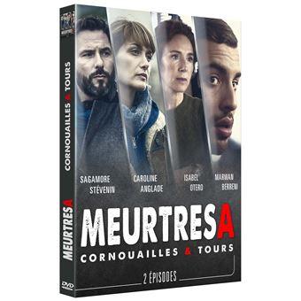 Meurtres àMeurtres à Cornouailles et Tours DVD