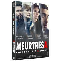 Meurtres à Cornouailles et Tours DVD