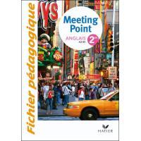 Meeting Point Anglais 2de - Livre du professeur