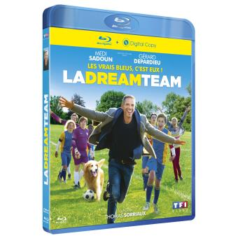 La Dream team Blu-ray