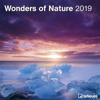 Wonders of Nature Kalender 2019