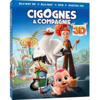 Cigognes et compagnie Blu-ray 3D