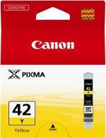 CNON Cartouche d´encre Canon CLI-42Y Jaune pour Imprimante Pi...