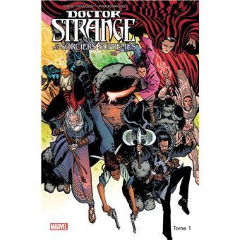 Dr StrangeDoctor Strange et les sorciers suprêmes