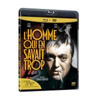L'homme qui en savait trop (1934) Combo Blu-Ray + DVD