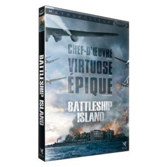 Battleship Island DVD