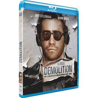 Demolition Blu-ray