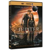 Jupiter Le destin de l'Univers DVD