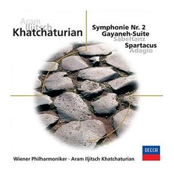 Sinfonie 2/Gayaneh-Suite/+