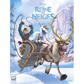 La reine des neiges tome 1 olaf 1 walt disney walt - La reine des neiges walt disney ...