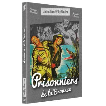 Prisonniers de la brousse  DVD