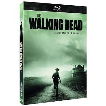 The Walking DeadThe Walking Dead Saison 2 Blu-ray