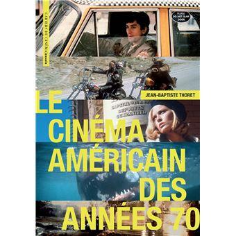 Heros Annee 70 le cinéma américain des années 70 - broché - jean-baptiste thoret