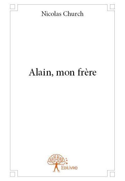 Alain, mon frère