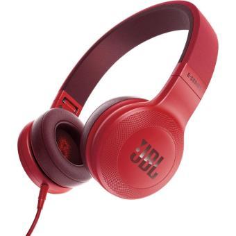 5 Sur Casque Jbl E35 Rouge Casque Audio Achat Prix Fnac