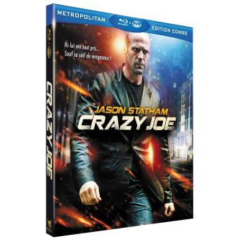 Crazy Joe Combo Blu-ray DVD