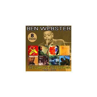 Complete recordings:.. (4cd) (imp)