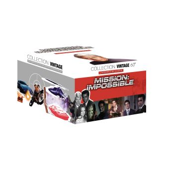 Mission : ImpossibleCoffret Mission : Impossible L'intégrale DVD