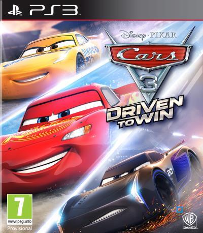 Cars 3 Course Vers la Victoire PS3