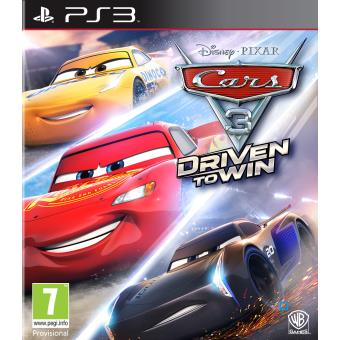 cars 3 course vers la victoire ps3 sur playstation 3 jeux vid o. Black Bedroom Furniture Sets. Home Design Ideas