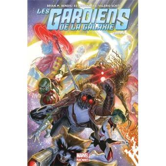Les Gardiens de la GalaxieLes gardiens de la galaxie marvel now
