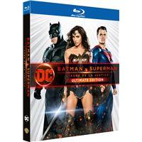 Batman V Superman L'aube de la justice Version Longue Ultimate Edition Blu-ray