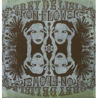 Iron flowers/inclus plage cd rom