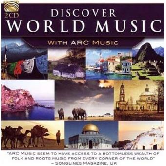 Discover world music(2cd)