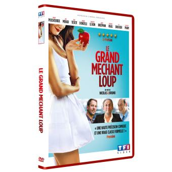 Le grand méchant loup DVD